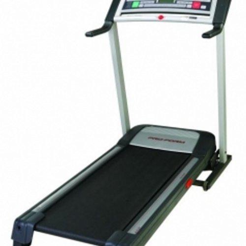 Tone At Home » Proform 400ZLT Treadmill